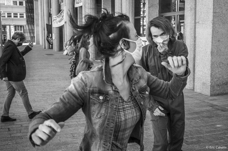danseurs culture en danger occupation de la comédie de clermont-ferrand