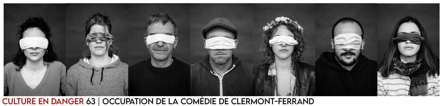 photo personnes yeux bandés par un masque chirurgical pour culture en danger